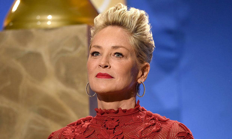 Las alentadoras palabras de apoyo de Sharon Stone a Luke Perry: 'Se puede regresar del abismo'