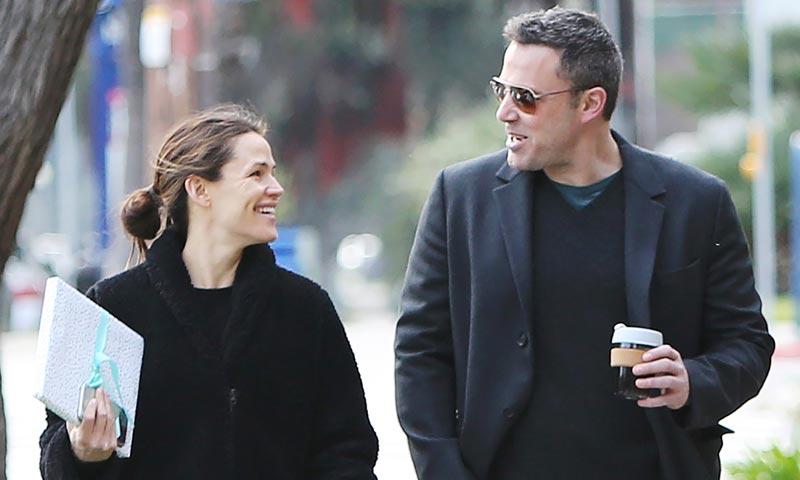 Ben Affleck reconoce que sigue queriendo a Jennifer Garner