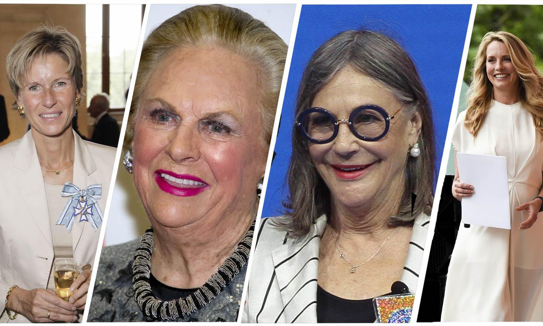 29c82f4f8c31 Forbes 2019: las mujeres más ricas del mundo