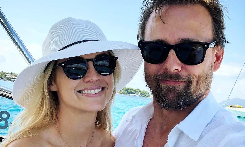 EXCLUSIVA: Amanda Hearst, ex de Luis Medina, se casa este verano con el director de cine Joachim Rønning