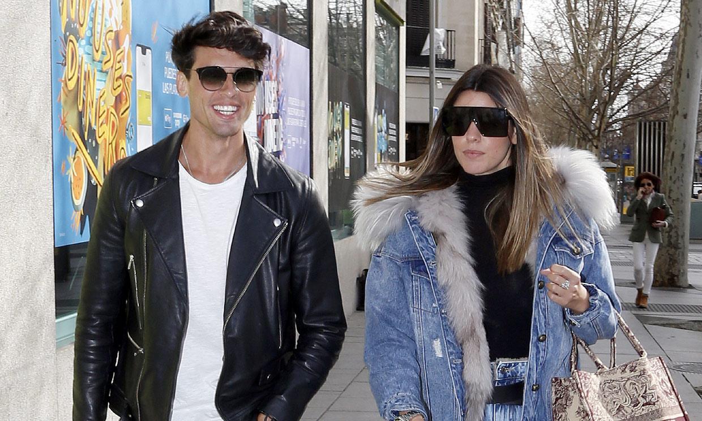 Laura M. Flores y Daniel Illescas llevan su amor hasta Dubai