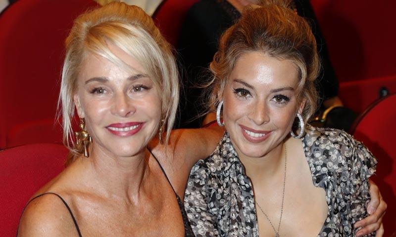 El orgullo de Belén Rueda ante el debut de su hija como actriz