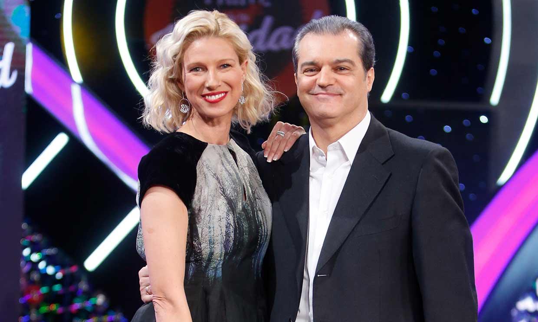 ¡Juntos de nuevo! Anne Igartiburu y Ramón García, la pareja mejor avenida de la televisión