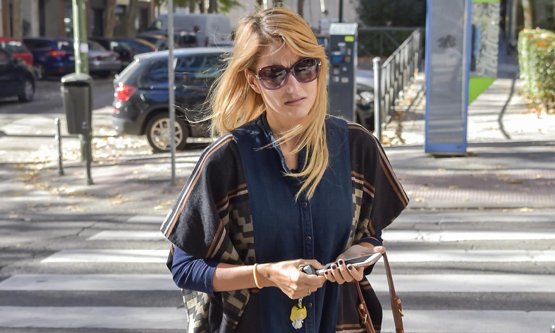 Alba Carrillo: 'Lo estoy pasando muy mal, no quiero seguir conociendo a Courtois'