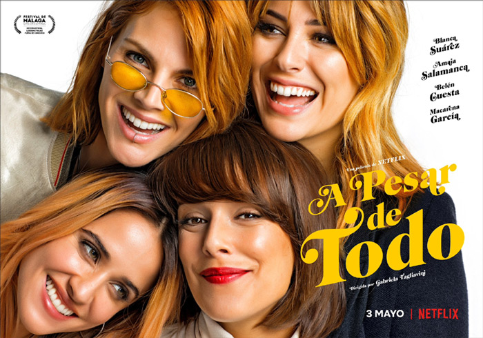 Netflix Anuncia Fecha Para Sus Nuevas Películas Españolas Con Blanca Suárez Y María Pedraza Como Protagonistas