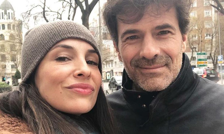 La simpática foto con la que Xenia Tostado y Rodolfo Sancho celebran 14 años de amor