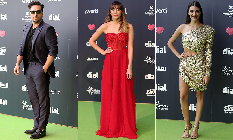 FOTOGALERÍA: los Premios Dial deslumbran con sus estrellas en una noche de música en Tenerife