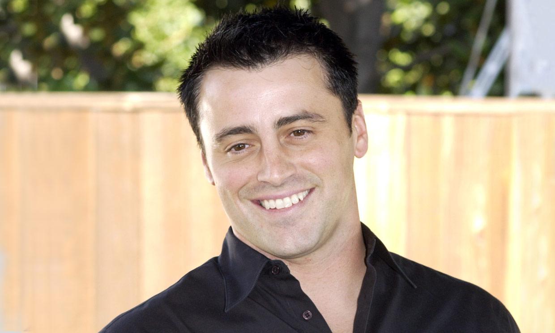 No vas a reconocer a Matt LeBlanc (Joey en 'Friends') en sus últimas fotos