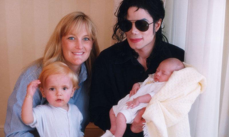La exmujer de Michael Jackson reconoce que sus hijos, Prince y Paris, no son del cantante