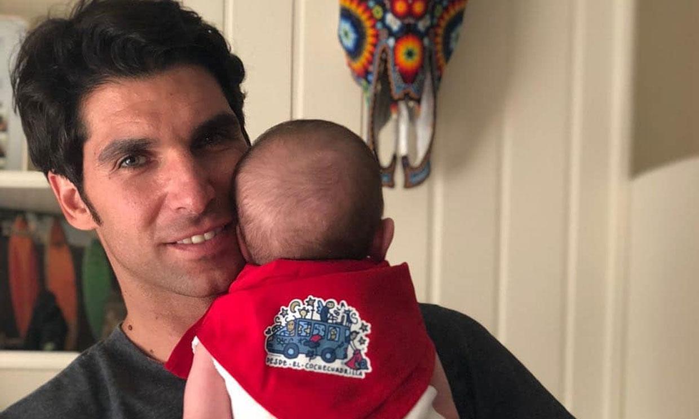 Los papás famosos sacan a relucir las imágenes más adorables con sus hijos ¡no te las pierdas!