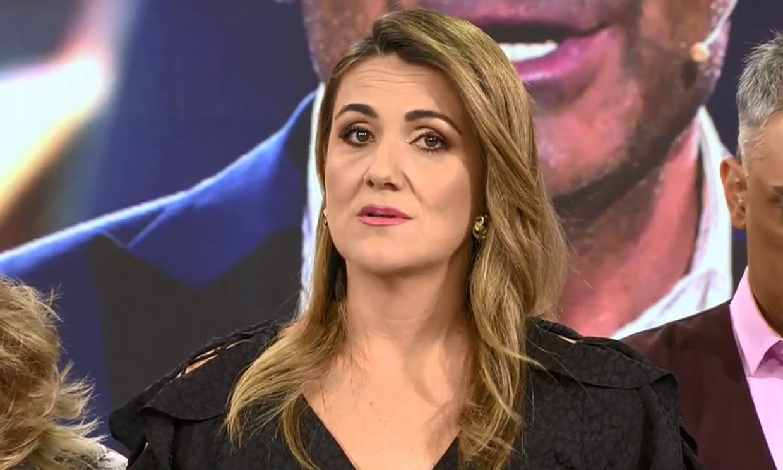 Carlota Corredera desvela detalles de cómo fueron los días previos a la intervención de Jorge Javier