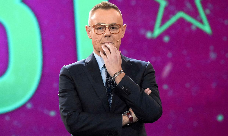 Telecinco anuncia quién será el sustituto de Jorge Javier Vázquez durante su baja