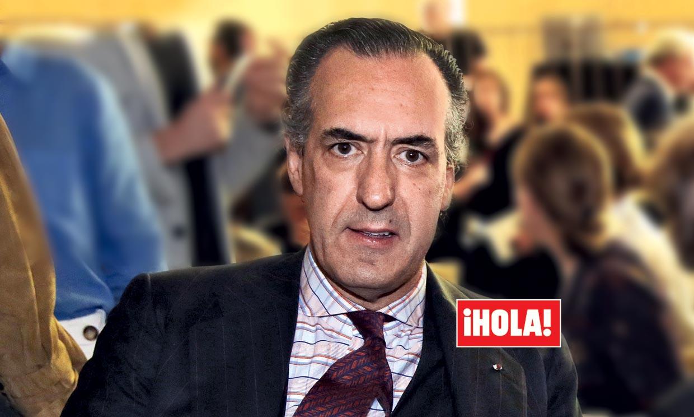 En ¡HOLA!, Jaime de Marichalar sale en defensa de sus hijos: 'El noventa por ciento de lo que se dice de ellos es mentira'