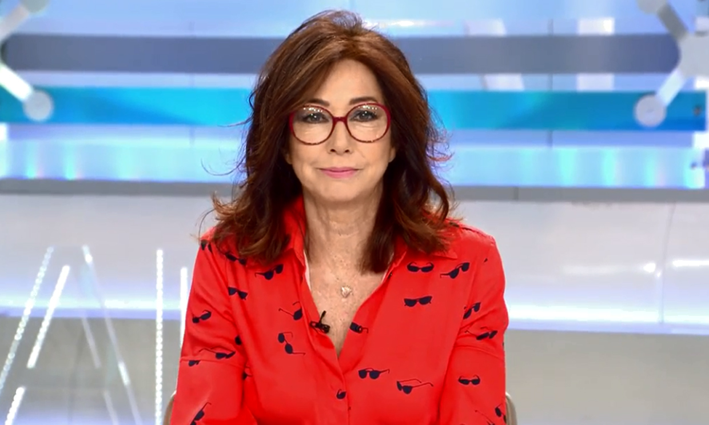 Ana Rosa Quintana manda un cariñoso mensaje a Jorge Javier Vázquez