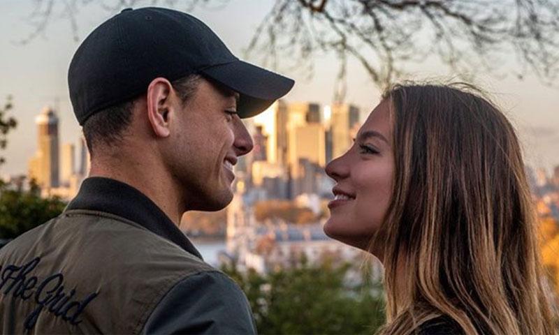 Javier Hernández, 'Chicharito', y Sarah Kohan se casan en secreto en California