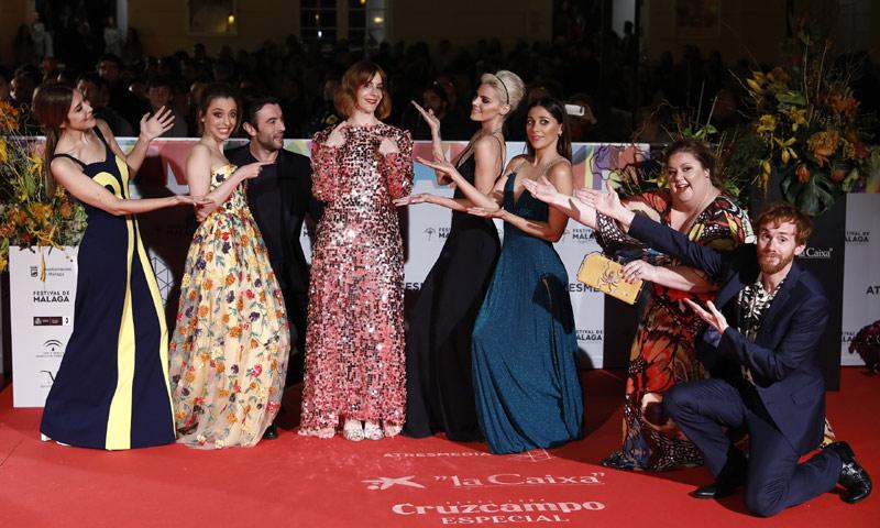 La lista completa de los ganadores del Festival de Cine de Málaga 2019