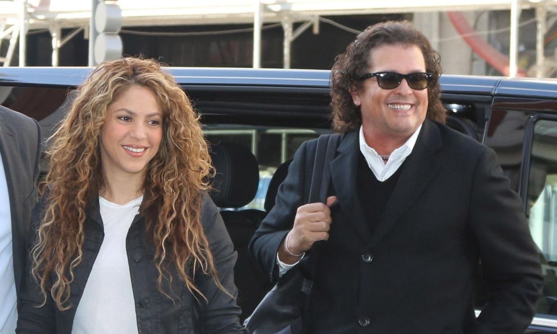 Shakira acude a declarar por la demanda de plagio de la canción 'La bicicleta'
