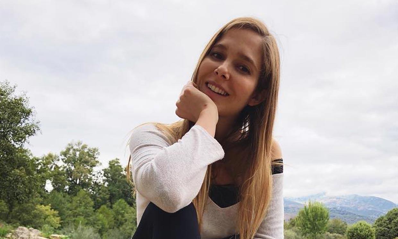 Natalia Sánchez cumple años y regala la imagen más tierna con su hija Lia