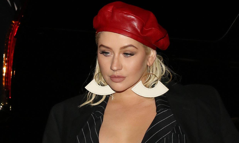Así reaccionó Christina Aguilera cuando vio a sus imitadores en la televisión española