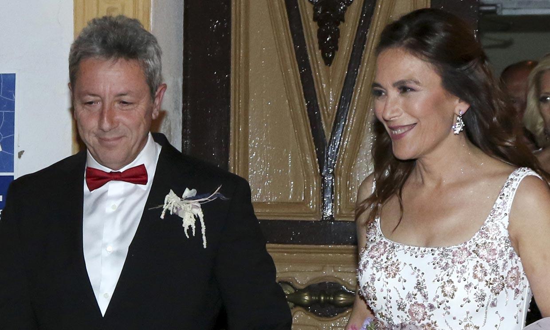 Alonso Guerrero, exmarido de la reina Letizia, se ha casado en Badajoz
