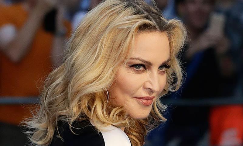 Madonna desata la polémica en Portugal