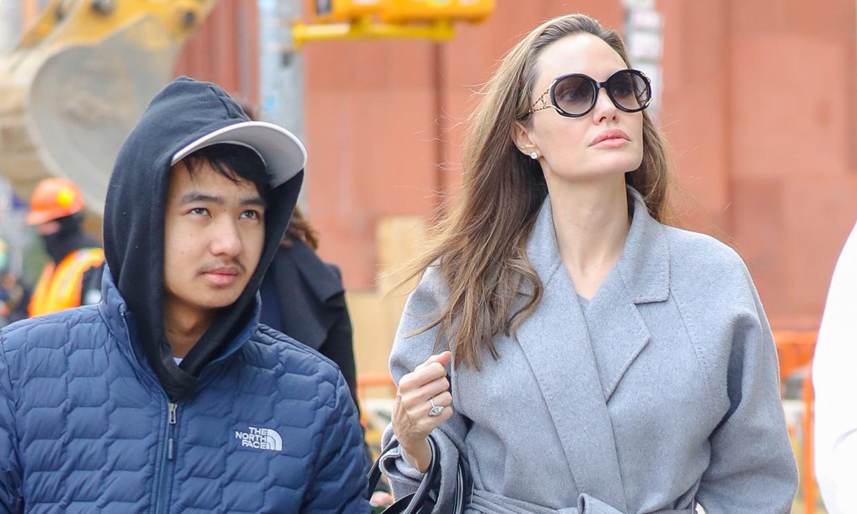 ¿Qué dice Angelina Jolie de la partida de Maddox a la universidad?