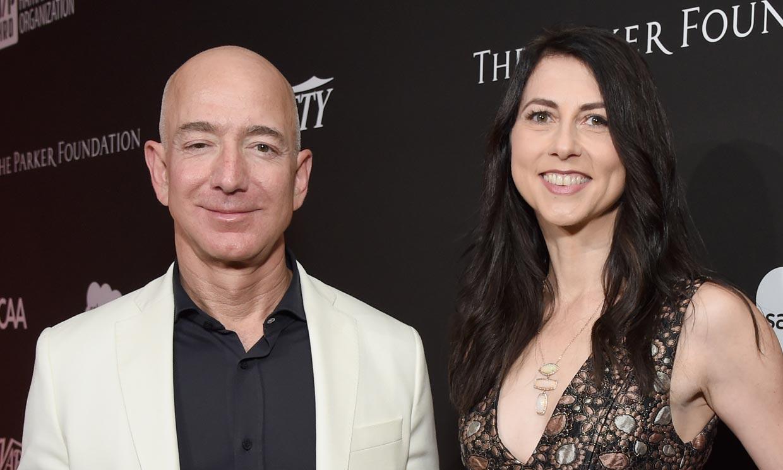 El acuerdo de divorcio de Jeff Bezos, fundador de Amazon, y su exmujer: ella se queda con cerca de 32.000 millones de euros