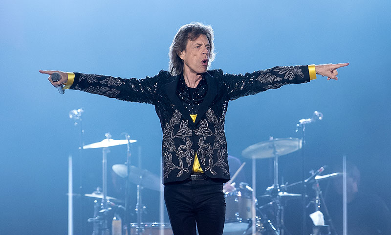 Mick Jagger se recupera tras ser operado con éxito del corazón
