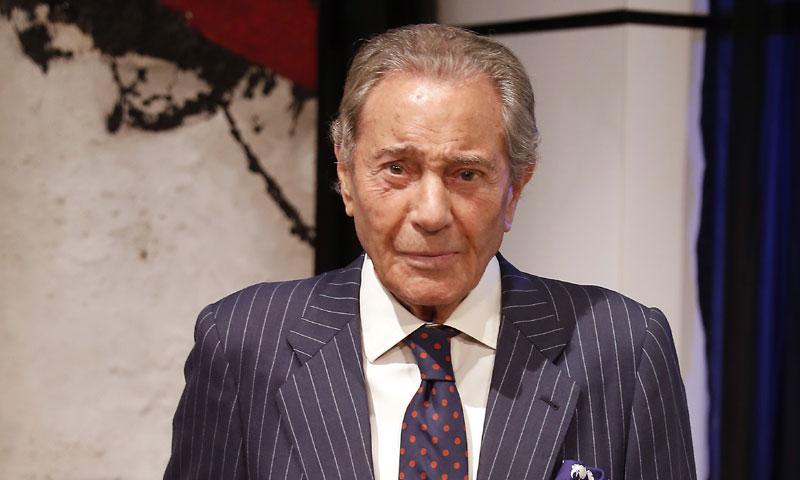El actor Arturo Fernández, operado del estómago