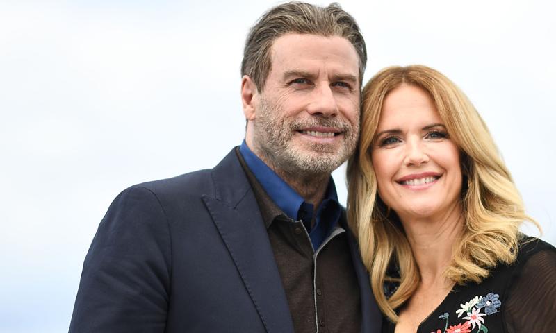 El emotivo recuerdo de John Travolta y Kelly Preston a su hijo fallecido