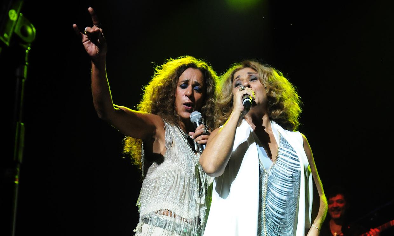 Lolita y Rosario Flores, 'juntas de nuevo' y al otro lado del océano