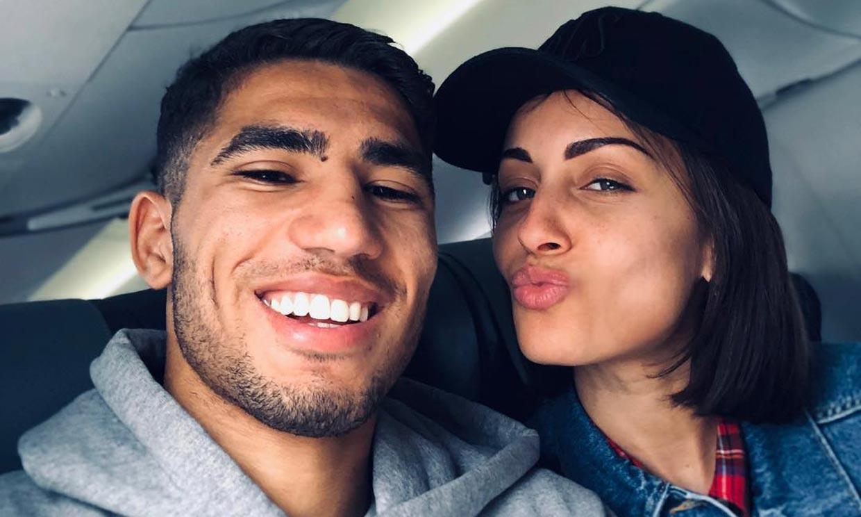 Orgulloso y enamorado, la confesión más romántica del novio de Hiba Abouk