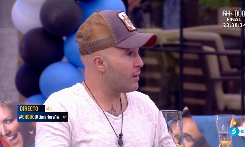 Kiko Rivera y Juan Miguel se emocionan en su discurso de despedida de 'Gran Hermano Dúo'