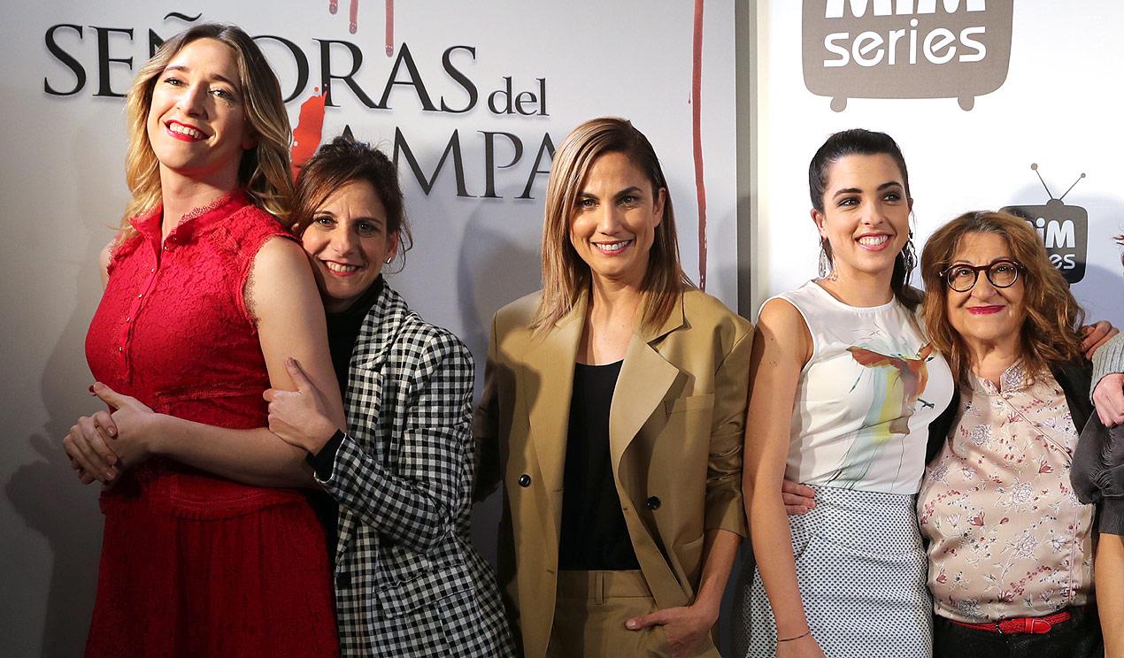La serie española que aún no se ha estrenado y ya se ha llevado un premio en Cannes