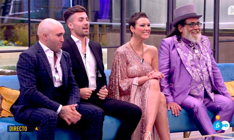 'Gran engaño': los concursantes de 'GH Dúo' se visten de gala para la 'gran final'