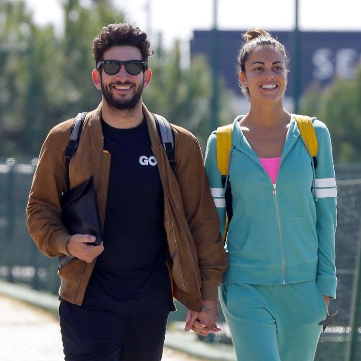 a086526318 Lara Álvarez apura su tiempo libre con su novio antes de viajar a Honduras