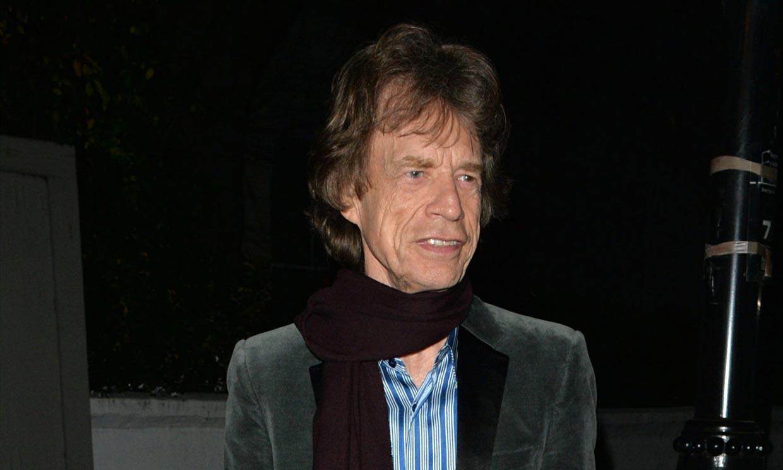 Mick Jagger reaparece tras ser operado del corazón y ¡se le ve estupendamente!