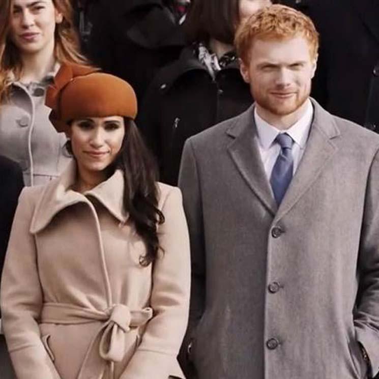 ¿Quién es quién en el nuevo 'biopic' de Harry y Meghan?