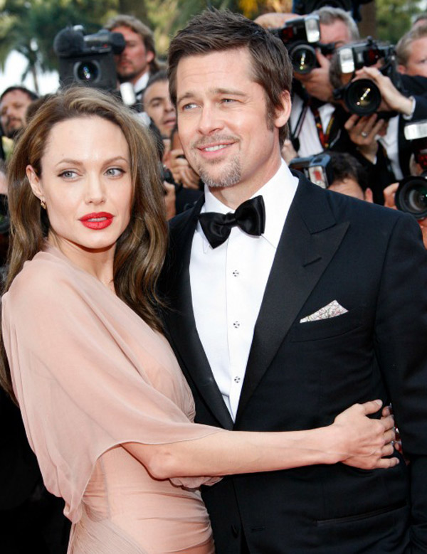 Angelina Jolie and Brad Pitt divorce: Theyre officially