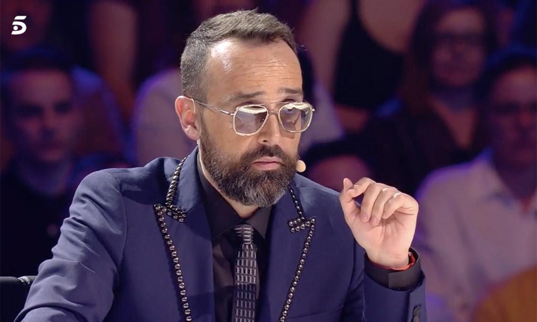 Risto Mejide muestra su lado más paternal en las semifinales de 'Got Talent'
