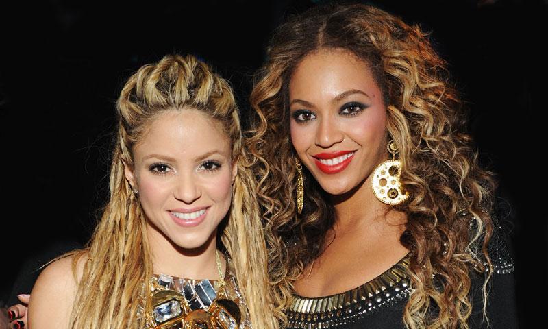 ¡De diva a diva! El truco de belleza que Shakira aprendió de la mismísima Beyoncé