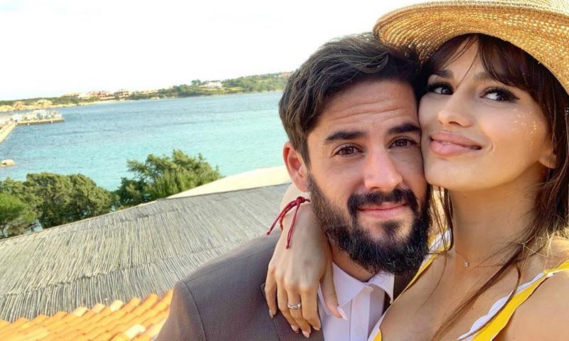 ¡Derroche de amor! Sara Sálamo felicita a Isco Alarcón en su último cumpleaños antes de ser papá