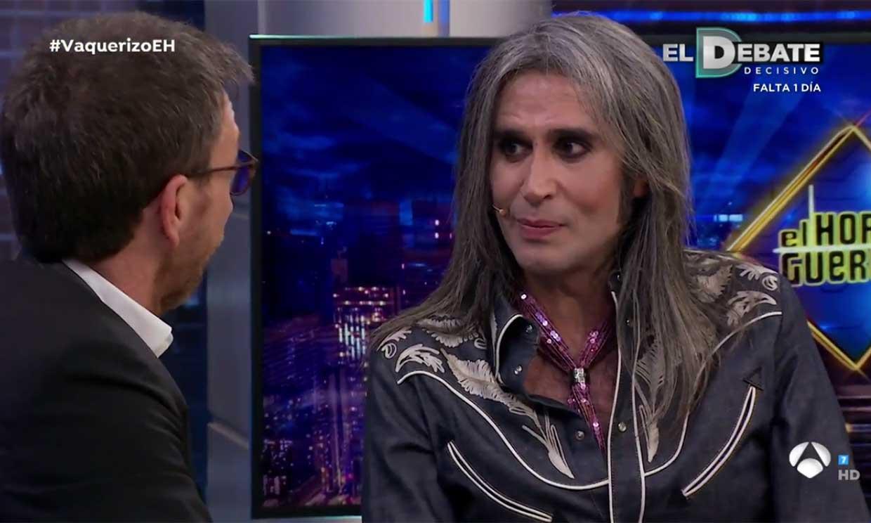 La sorpresa en directo de Pablo Motos a Mario Vaquerizo