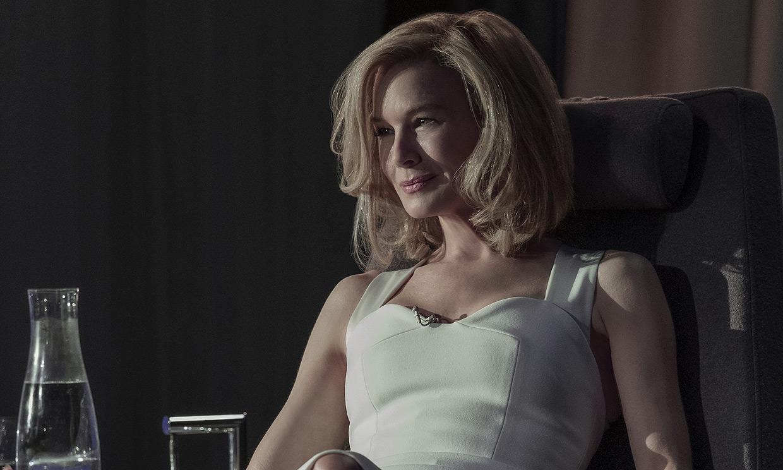 Renée Zellweger, irreconocible en las primeras imágenes de su nuevo proyecto en televisión