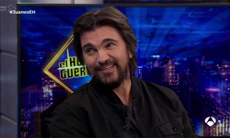 Juanes cuenta los motivos por los que no le gusta 'Narcos'