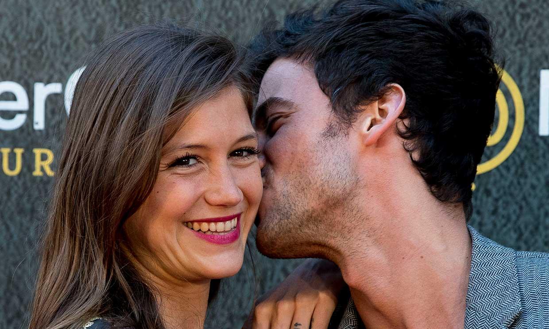 En ¡HOLA!, las imágenes que confirman la reconciliación de Miri y Jorge, de 'MasterChef'