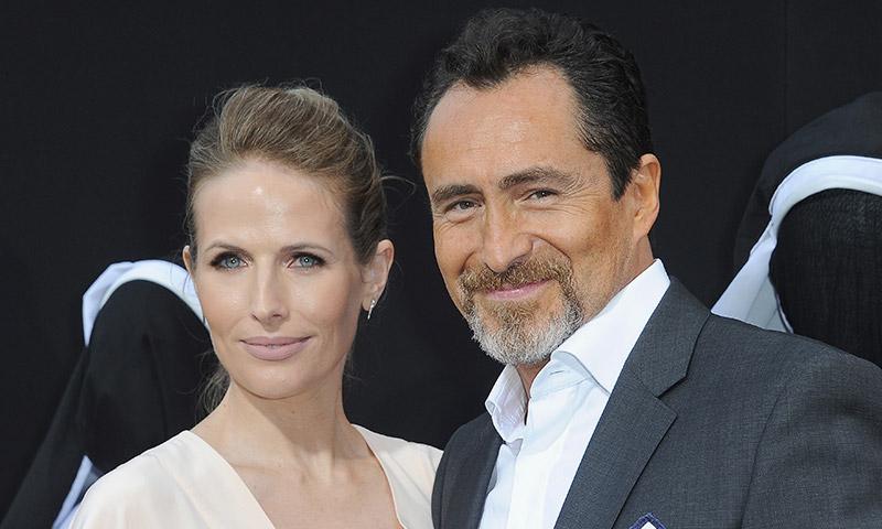 El actor Demian Bichir comunica con inmenso dolor la muerte de su esposa, la actriz Stefanie Sherk