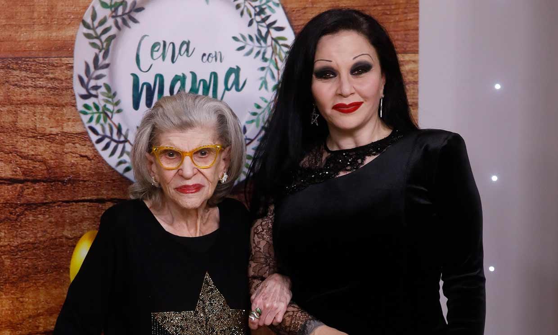 Alaska, Paz Vega o Irene Villa abren sus casas y sus cocinas para 'Cenar con mamá'