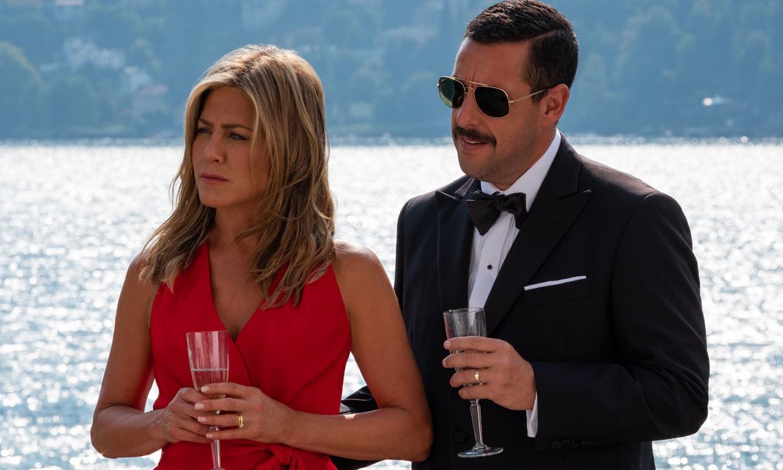 Jennifer Aniston y Adam Sandler son la pareja de película que, esta vez, no verás en el cine