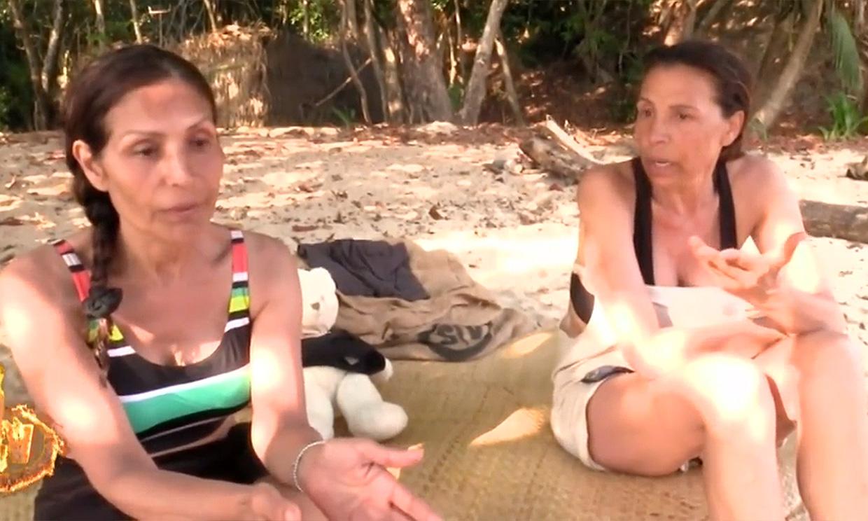 Las Azúcar Moreno sorprenden al posicionarse contra Isabel Pantoja en 'Supervivientes'